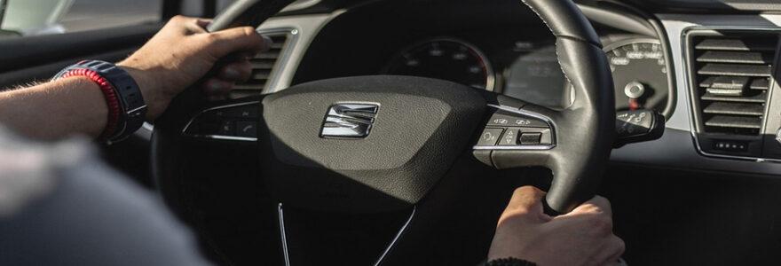 achat de véhicules de marque Seat