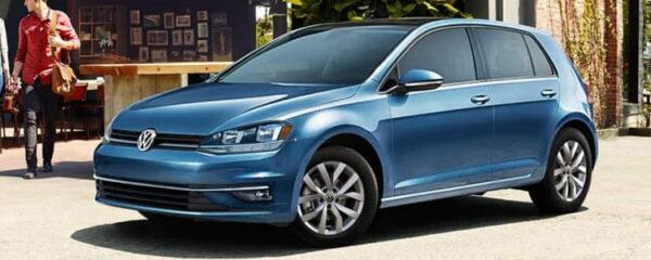 la nouvelle Volkswagen Golf 8 !